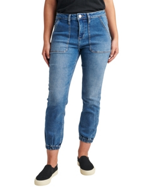 Jeans Women's Utility High Rise Jogger Jeans