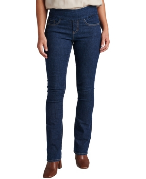 Jeans Women's Paley Mid Rise Boot Cut Pull-On Jeans