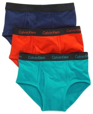 Calvin Klein 3Pack Briefs Big Boys (820)
