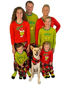 Matching Grinch Family Pajamas Collection