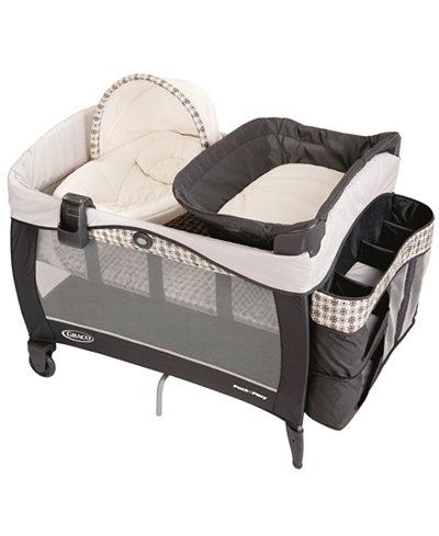Graco Pack N Play Newborn Napper Elite Baby Strollers