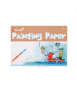 """Micador Early Start Painting Paper Pad, 11.7"""" X 16.5"""
