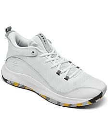 Men's Curry 3Z5 Basketball Sneakers from Finish Line