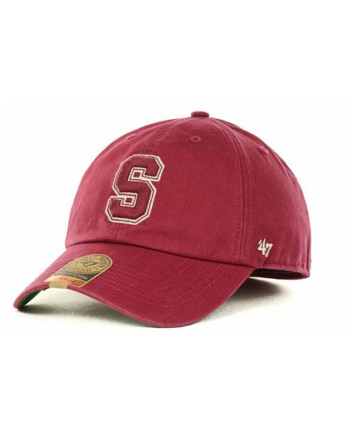 premium selection 21fce cdbec ...  47 Brand Stanford Cardinal Franchise Cap    ...