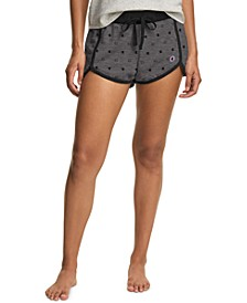 Women's Sleep Boxer Pajama Shorts