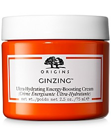 GinZing Ultra-Hydrating Energy-Boosting Cream, 2.5-oz.