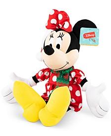 Holiday Minnie Pillow Buddy