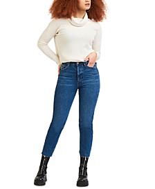 Lexi Raw-Hem Jeans, in Reg & Petites