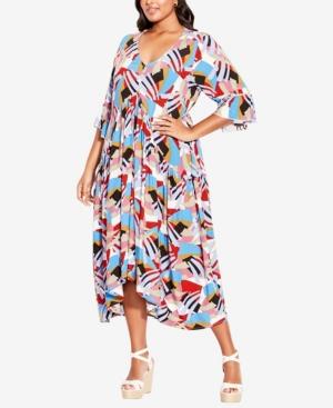 Plus Size Valencia Dress