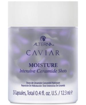 Caviar Moisture Intensive Ceramide Shots
