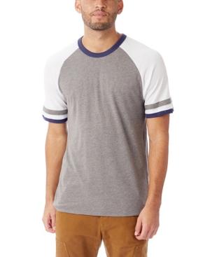 Men's Slapshot Eco Vintage-Like Jersey T-Shirt