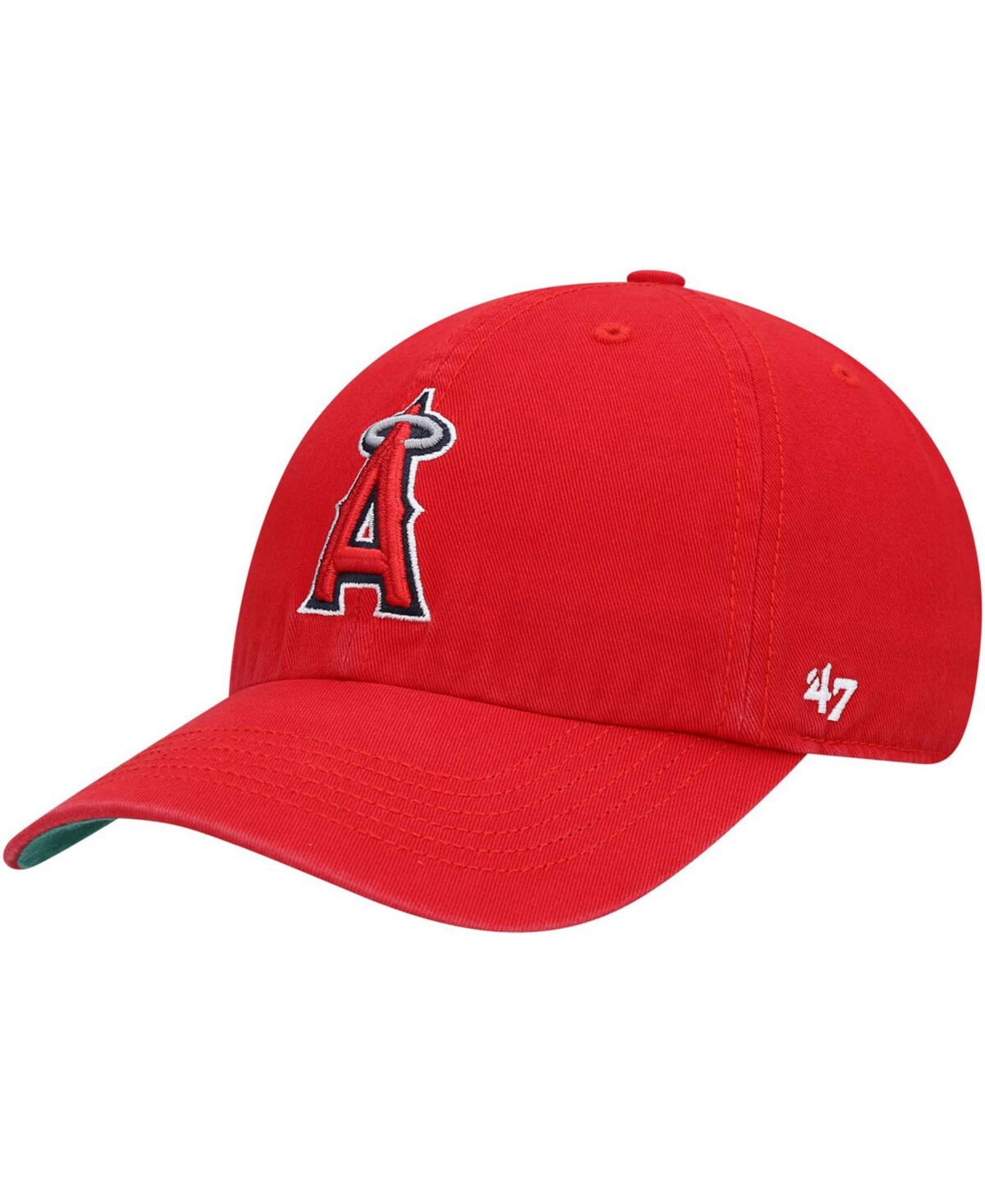 47 Brand Los Angeles Angels Team Franchise Fitted Cap