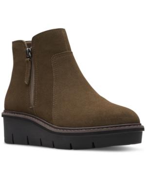 Airabell Zip Booties Women's Shoes