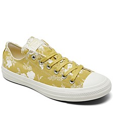 Women's Chuck Taylor All Star Hybrid Floral Casual Sneakers from Finish Line