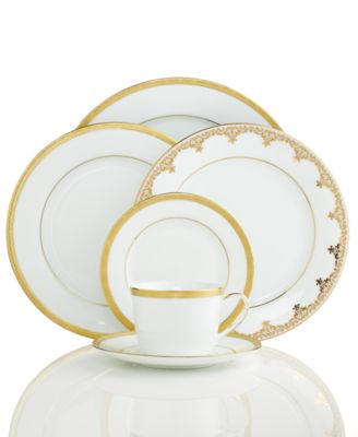 Charter Club  Grand Buffet Gold  Dinnerware Collection Created for Macyu0027s  sc 1 st  Macyu0027s & Charter Club