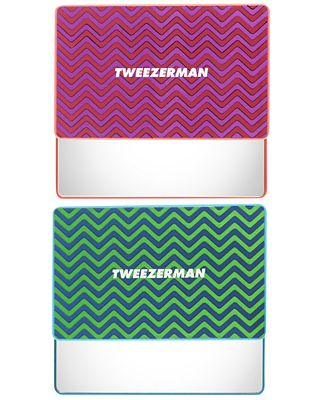 Choose your Unbreakable Mirror with any $40 Tweezerman purchase!