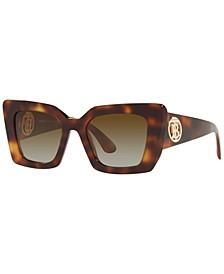 Women's Polarized Sunglasses, BE4344 51