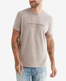 Men's Tonal Logo Short Sleeves T-shirt