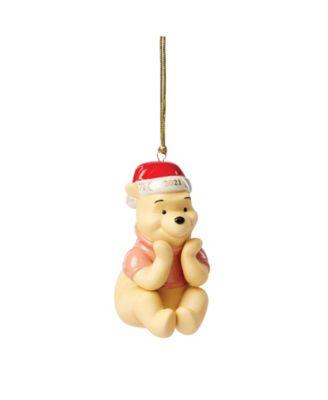 2021 Winnie the Pooh Christmas Wish Ornament