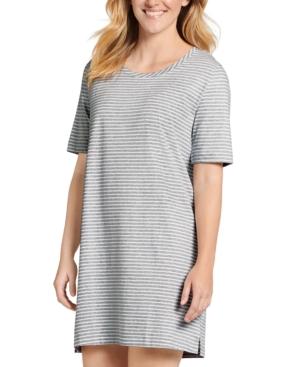 Everyday Essentials Cotton Short Sleeve Sleepshirt Nightgown