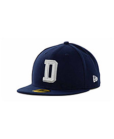 new product 31e2d bed5a New Era Dallas Cowboys NFL Official On Field 59FIFTY Fitted Cap