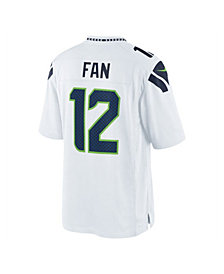 Nike Men's 12th Man Seattle Seahawks Game Jersey