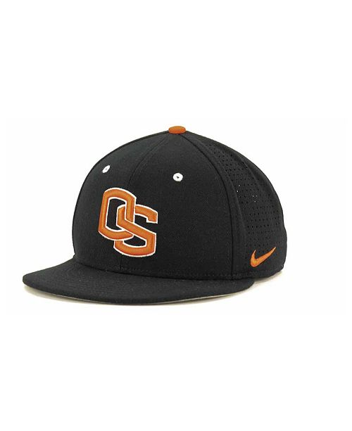 b2b8455a4 Nike. Oregon State Beavers NCAA Authentic Vapor Fitted Cap. Be the first to  Write a Review. main image ...