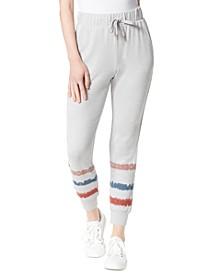 Erina Striped Jogger Pants