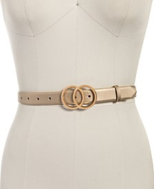 Double-Circle Belt, Created for Macy's