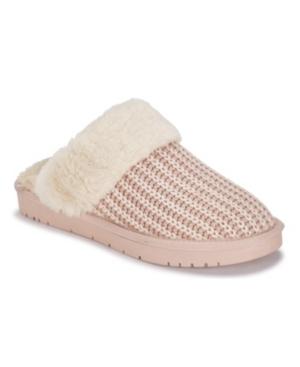 Women's Tillis Knit Slippers Women's Shoes