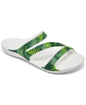 Women's Kadee Ii Tropical Slide Sandals from Finish Line