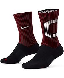 Men's Ohio State Buckeyes Multiplier Two-Pack Multi Crew Socks