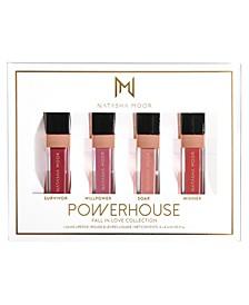4-Pc. Powerhouse Fall in Love Collection Mini Molten Matte Set