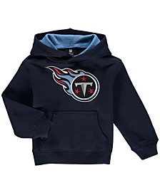 Preschool Navy Tennessee Titans Fan Gear Prime Pullover Hoodie