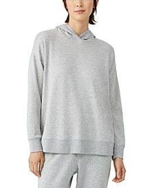 Hooded Terry Top, Regular & Plus Size
