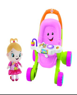 Fisher Price Laugh & Learn Stroll & Learn to Walk Playset