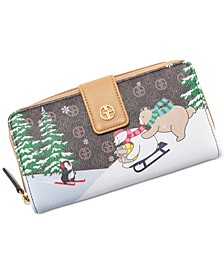 Sledding Wallet, Created for Macy's