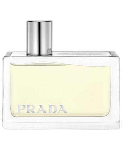 prada eau de parfum amber