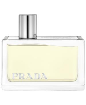 Prada Amber Eau de Parfum Spray, 2.7 oz