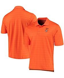 Men's Orange Oklahoma State Cowboys Textured Polo Shirt
