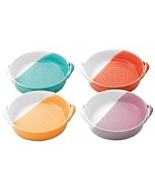 Set of 4 1815 Mini Serving Dishes