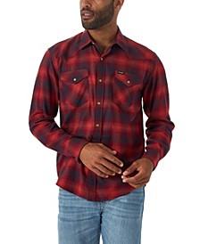 Men's Long Sleeve Epic Soft Flannel Shirt