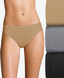 Fresh & Dry Light Period Brief Underwear Bikini FD42AS