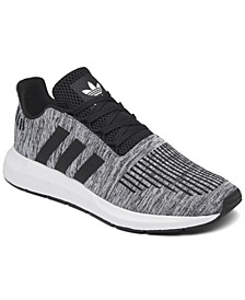 Big Boys and Girls Originals Swift Run Casual Sneakers from Finish Line