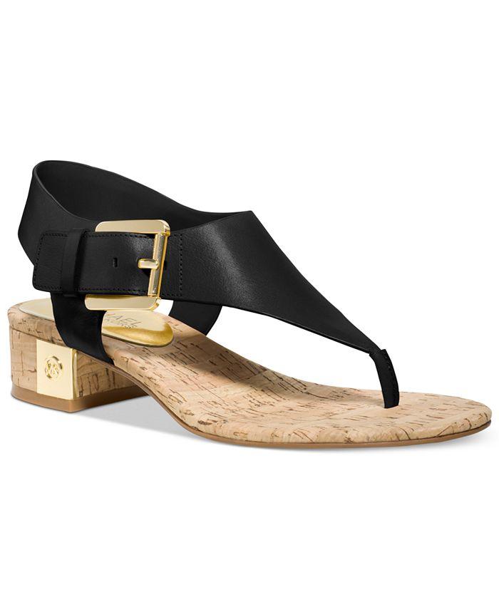 Michael Kors - London Thong Sandals