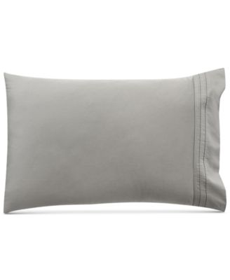 Home Pair of Silver Standard/Queen Pillowcases