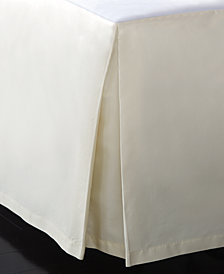Donna Karan Home Ivory Queen Bedskirt