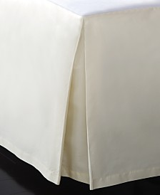 Donna Karan Home Ivory King Bedskirt