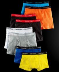 Calvin Klein 2-Pack Boxer Briefs, Little Boys (2-7) & Big Boys (2-20)