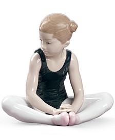 Lladro Thinking Of My Debut Figurine